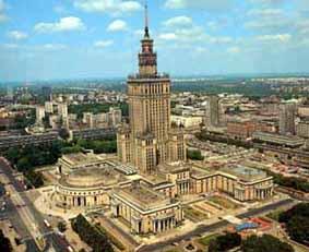 ESCAPADA A VARSOVIA: La capital de Polonia