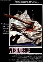 Cine clásico: VIERNES 13 (1980)