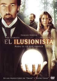 Cine clásico: EL ILUSIONISTA (2006)