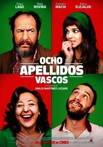 Cine de estreno: OCHO APELLIDOS VASCOS (2014)