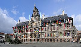 VIAJE A AMBERES: Conociendo Bélgica