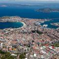 VIAJE A LA CORUÑA: En la costa gallega