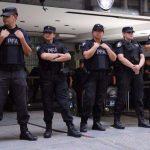 LA POLICIA DE CADA PAÍS