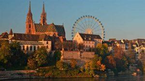 VIAJE A BASILEA: Recorriendo Suiza
