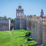 VIAJE A ÁVILA: En las murallas de Castilla