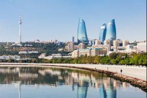 VIAJE A BAKÚ: En Azerbaiyán