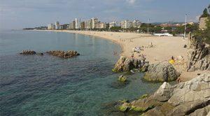 VIAJE A PLATJA D'ARO: En la Costa Brava