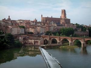 VIAJAR A ALBÍ: La ciudad de Toulouse-Lautrec