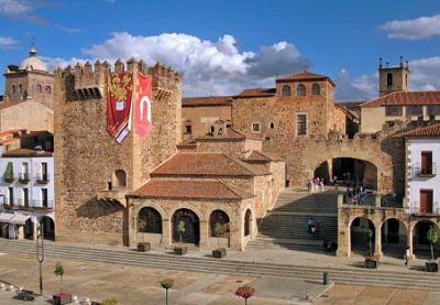 VIAJE A CÁCERES: Conociendo Extremadura