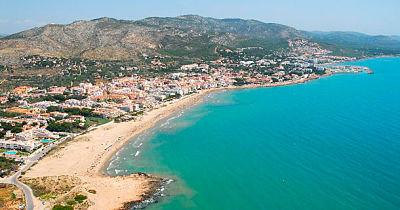 VIAJE A ALCALÁ DE XIVERT: En la costa del azahar.