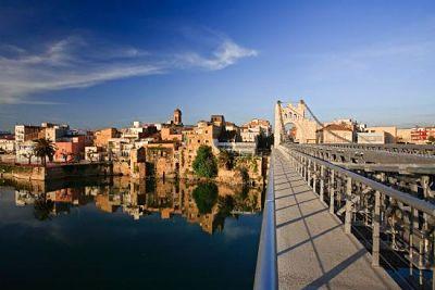 VIAJE A AMPOSTA: En tierras del Ebro